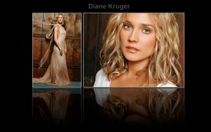 Diane Kruger Wallpaper 1 by Balhirath