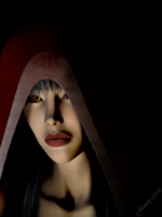 Red Riding Hood by moxiegraphix