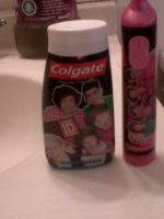 New Toothbrush and Paste by ArielNicole95
