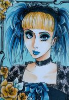 ACEO #123: Mana by MTToto