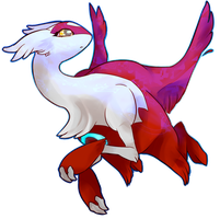 Latias by starosis