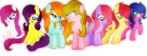 . : My Little Pony Tales : . by StarChaseSketches