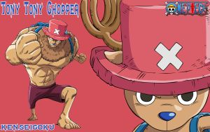 One Piece T.T.Chopper 0012 by kenseigoku