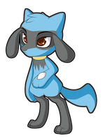 Riolu by Sugarcup91