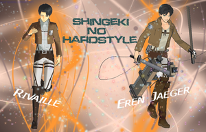 Shingeki no Hardstyle by Shinigami-Spartan