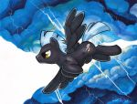 Thunderlane In Marker by lizspit