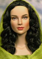 Doll repaint Padme Star Wars by noeling