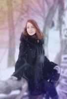 Snowflakes by Alsiza