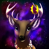 Deer Avatar by Urnam-BOT
