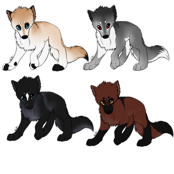 WoofAdopts : OPEN by OpticalColors