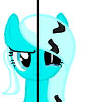 Two Sides Of IceStar copy by NatalkaPony