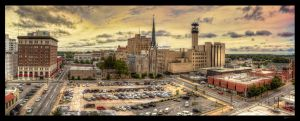 Bird's Eye View Pano HDR by joelht74