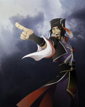 Dynasty Warriors Chen Gong (Finally!) by Sibauchi