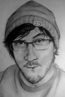 Markiplier -Beanieplier. by reicheru456