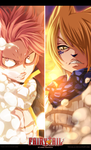 Fairy tail 359 - Who are you..? (Collab) by i-azu