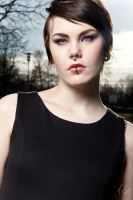 Beauty dish test run I by TzR