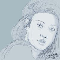 Adele Exarchopoulos by Thyya