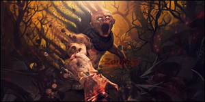 Zombie by TH3M4G0