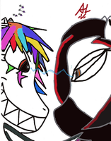 Rivals by songarri0125