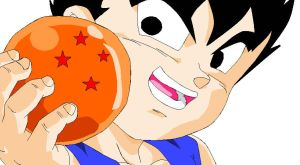 Look! I Found Dad's Dragon Ball! by dbzlover135