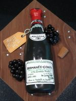 Romanee-Conti Wine Bottle by Sliceofcake