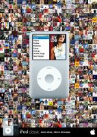 Ipod Classic Posters by VisualofDrM