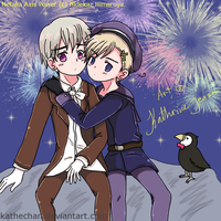APH - Nordic Brothers by KatheChan