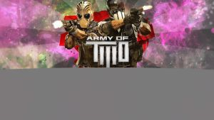 army of two the devils cartel xbox wallpaper by vamp1646