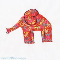 elephant by Clementine98