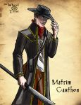 The Wheel of Time: Matrim by darlinginc