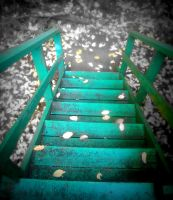 The Stairs by 145kristy145