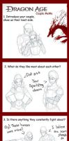Dragon Age Couple Thing by Randi-Roo