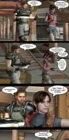 Claire Redfield facebook by redfield37