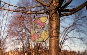 Mask by Baltagalvis