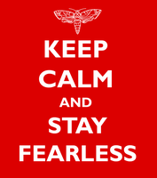 stay fearless by NatanarihelLiat