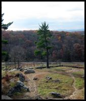 Little Round Top by fartoolate