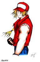 Terry Bogard by tails-miya