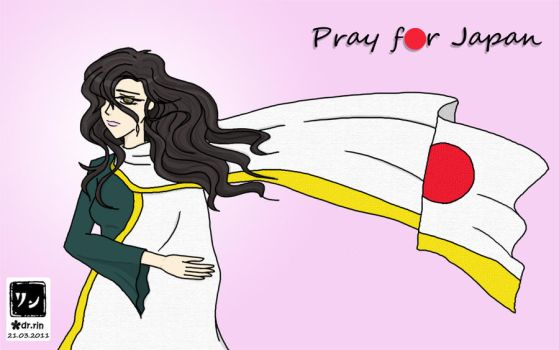 Pray for Japan... by dr-rin