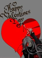 UNDERTAKER-Not_St._Valentine by Kaia-Hammerling