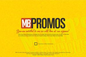 MBPromos Direct Mail Piece v3 by mattnagy