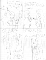 My Dumb Life:  Forever Alone by Torenchiko-to