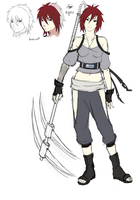 Didachi - new costume by fjorgael