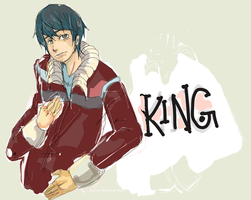 KING by Parachute-kiddo