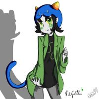 Nepeta by shadethenighthunter