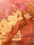 Playing the Melody by etto-sama