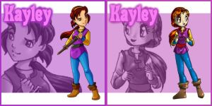 Patch Redux: Kayley by Street-Angel