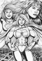 DC Girls Power 01 by leandro-sf