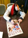 Getting an autograph from Portgas D Ace by SailorUsagiChan