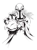 magneto inked by fullmetalschoettle