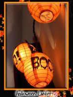 Boo-Halloween Lanterns by seiyalover